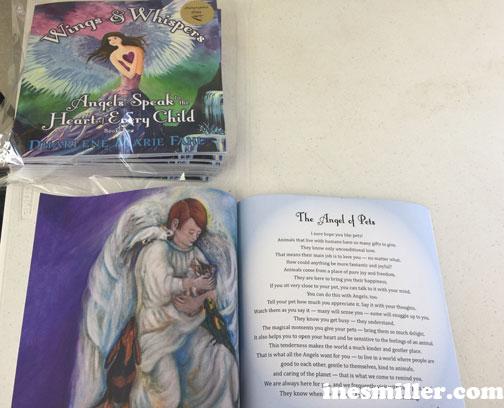Ines Miller Angel of Pets children book